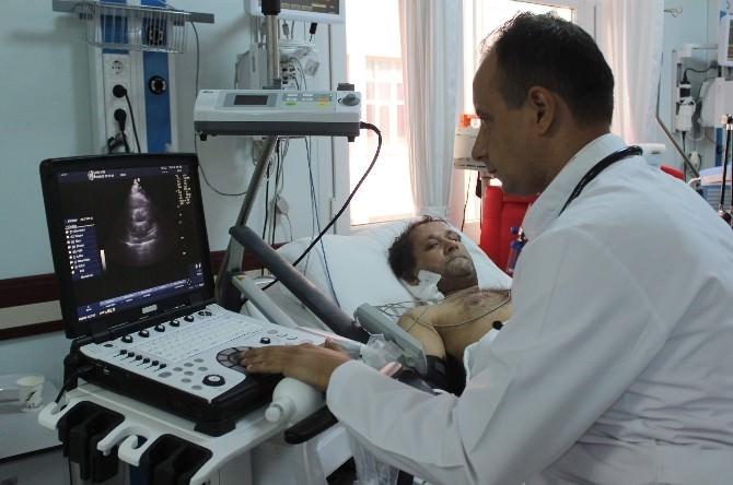 Kalp Ve Damar Hastaları Aydın Sıcağına Dayanamadı