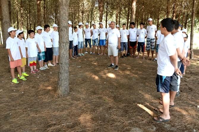 Gençlerin Kamp Heyecanı