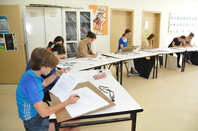 OMÜ Güzel Sanatlar Fakültesi Yetenekli Öğrenci Seçiyor
