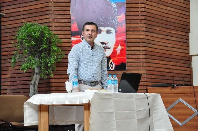 Edremit'te Prostat Hastalıkları Semineri Yapıldı