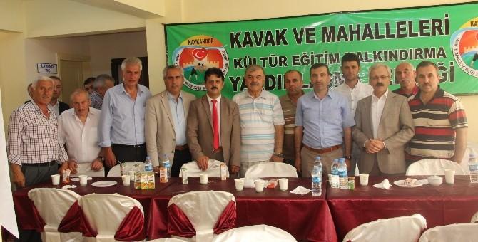 Kavak'ta Kavkander Açılış Töreni