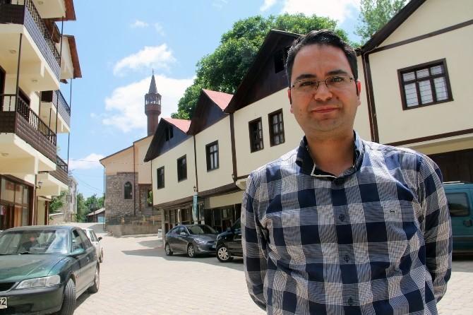 Tamzara Evleri Turizme Kazandırılıyor