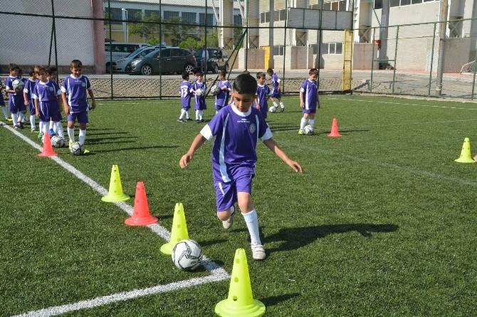 Geleceğin Futbolcularını Şehzadeler Yetiştirecek