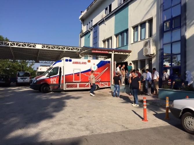 Bilecik'te İş Kazası, 2 İşçi Ağır Yaralandı