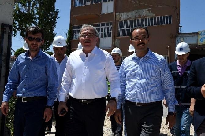 TOKİ Başkanı Turan, Uşak'tan Emeklilere Müjde Verdi