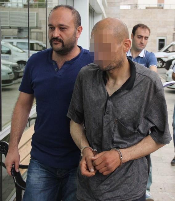 Hırsızlık Suçundan Tutuklandı