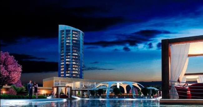 Demir'den 200 milyonluk otel