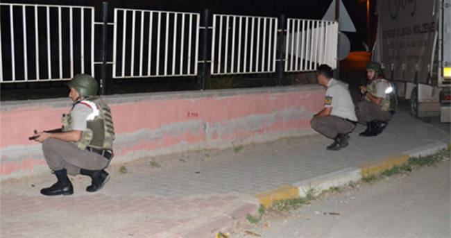 Jandarmadan silahlı şahsa operasyon