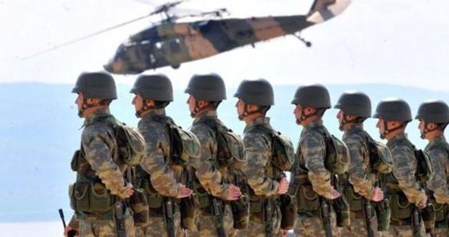 TSK'dan IŞİD'e hava operasyonu!