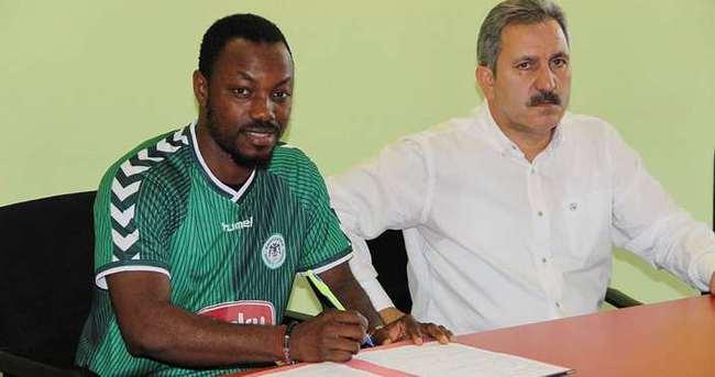 Abdou Razack Traore, Konyaspor'da