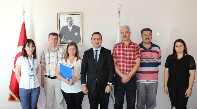 Edirne'de Konfeksiyon Alanında Vasıflı Eleman Eğitim Merkezi Kurulacak