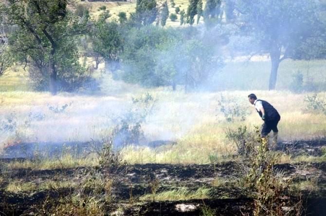 İtfaiyeden Arazi Yangınları Uyarısı