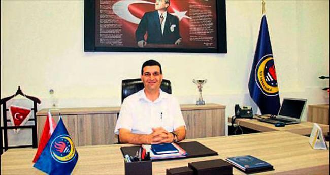Adana TED Koleji'ne altı diplomalı müdür