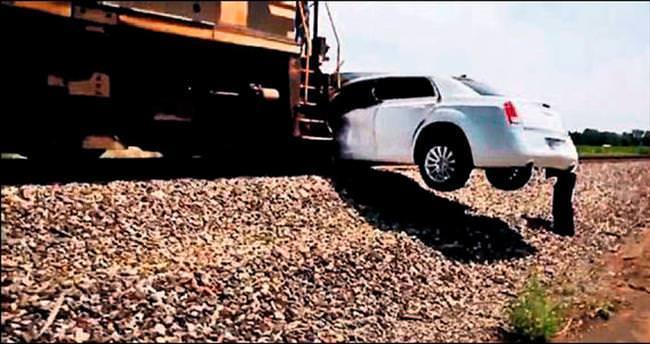 10 bin tonluk tren limuzini biçti