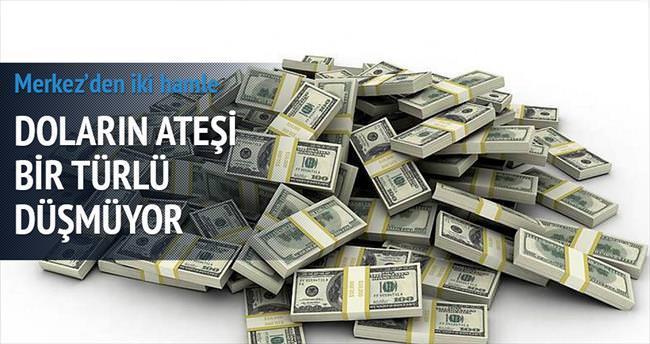Dolar namluda: 2.75 TL