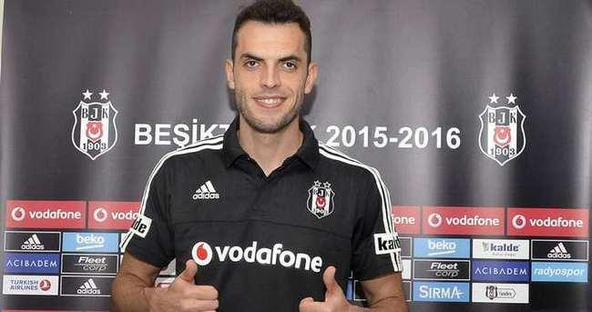 Beşiktaş'ın tarihine geçmek istiyorum