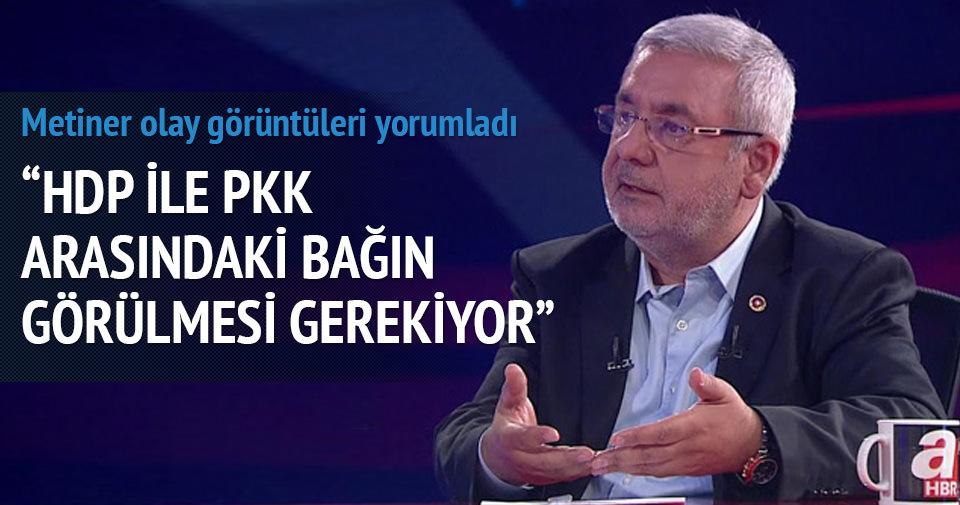 Mehmet Metiner'den Faysal Sarıyıldız'a sert tepki