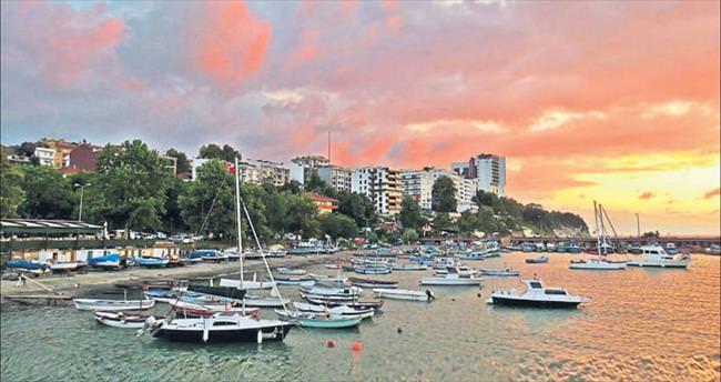 Batı Karadeniz'in incisi Akçakoca