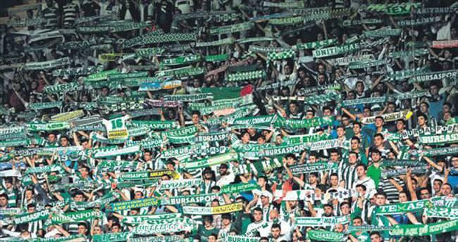 Bursaspor kombine ve bilet fiyatlarını açıkladı