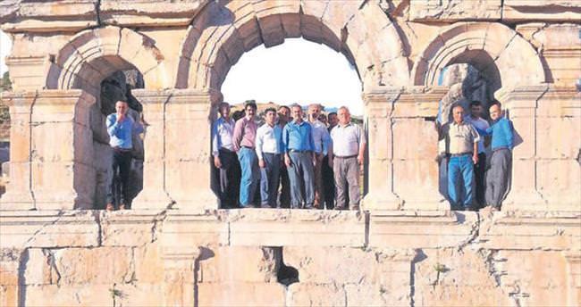 Şar antik kenti artık turizm güzergâhında