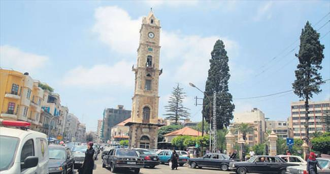 Trablus'taki tarihi saat kulesi restore edilecek