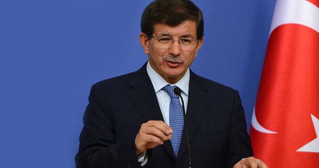 Davutoğlu iki lideri aradı
