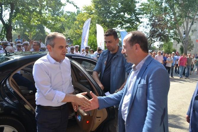 """Spor Bakanı Kılıç: """"Önümüzdeki Yıl Er Meydanı'nı Yeniden İmar Edeceğiz"""""""