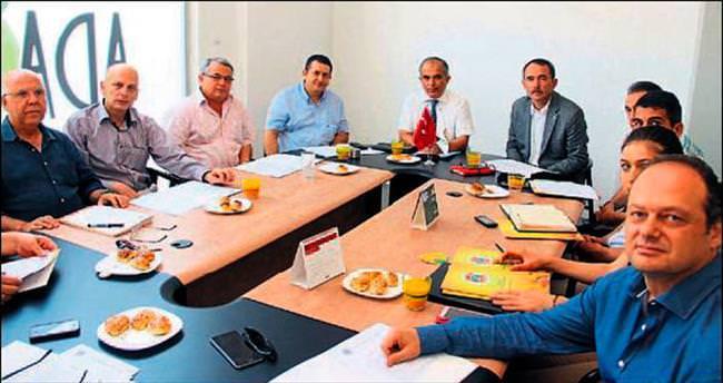 Turunçgil Konseyi Adana'da toplandı