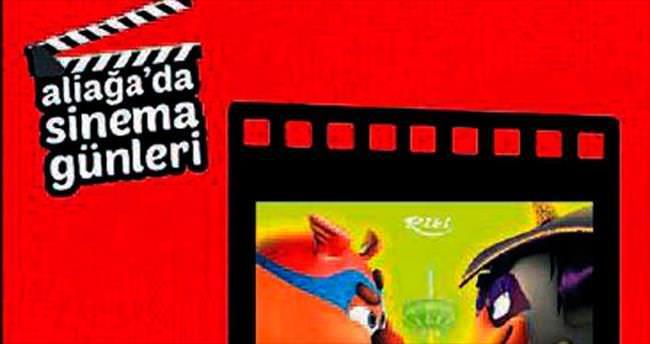 Aliağa'da sinema günleri sürüyor