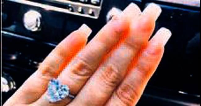 750 bin dolarlık nişan yüzüğü
