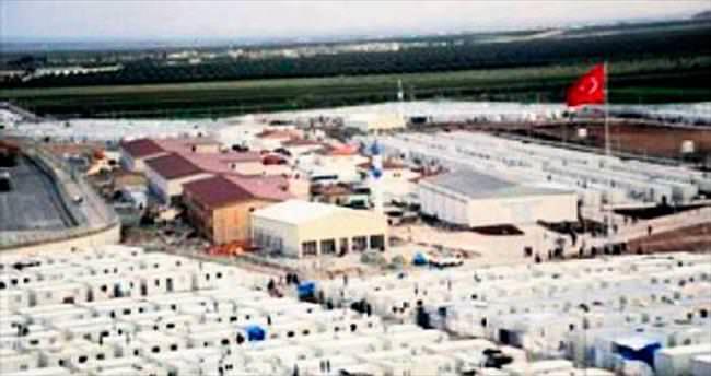 TOKİ mülteci kampı yapacak