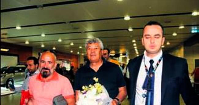 Shakhtar Donetsk tam kadro İstanbul'da
