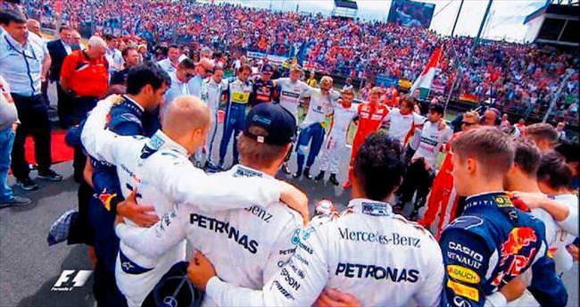 Zafer Vettel'in
