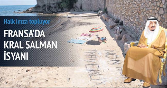 100 bin imzayla 'plajımı kapatma'