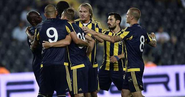 Fenerbahçe Devler Ligine hasret