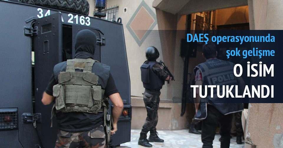 DAEŞ'e yönelik operasyonlarda Ebu Hanzala tutuklandı