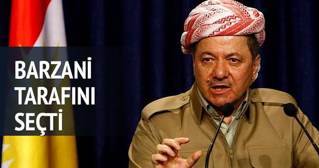 Barzani: Türkiye iyi niyetli, PKK gurura kapıldı