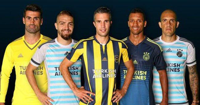 Fenerbahçe'nin yeni sponsoru THY