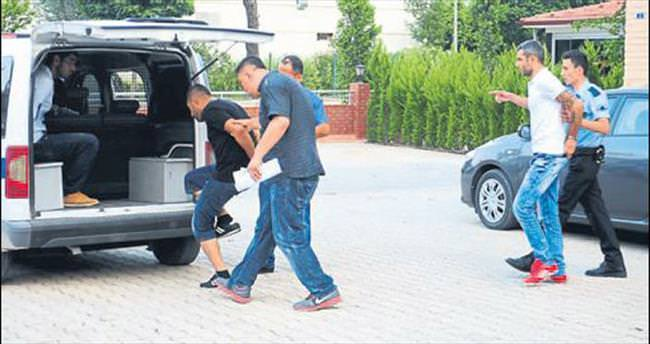 Kemer'de 2 kişi serbest bırakıldı