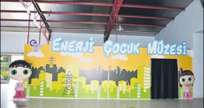 Türkiye'nin ilk Enerji Çocuk Müzesi açılışa hazır
