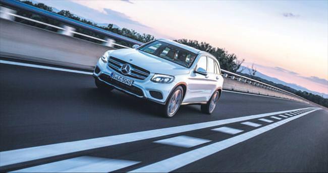 Mercedes'in SUV modeli yola çıkıyor