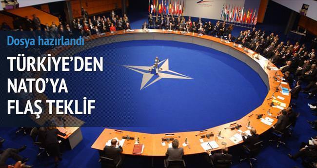 Türkiye'den NATO'ya: Sınırda hava savunma sistemini güçlendirelim