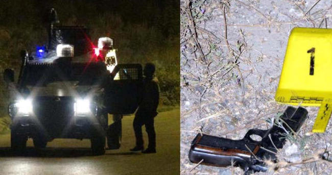 Mersin'de polise ateş açıldı