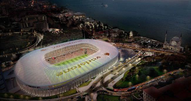Vodafone Arena için resmi açıklama geldi