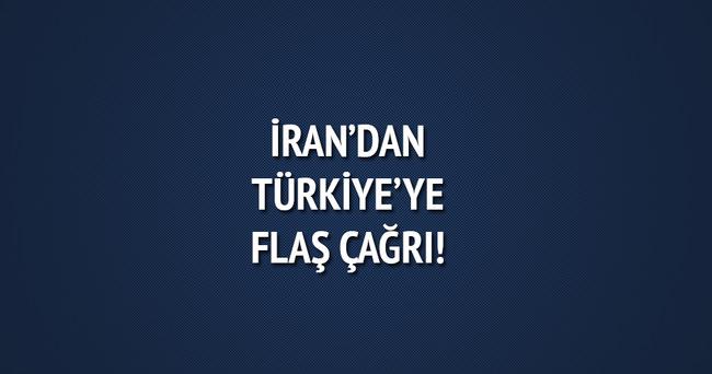 İran'dan Türkiye'ye teröre karşı işbirliği çağrısı