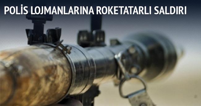 Yüksekova'da adliye ve polis lojmanlarına roketatarlı saldırı