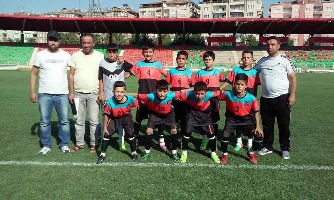 Diyarbakır Futbol Kulubu Miniklerde Göz Kamaştırdı