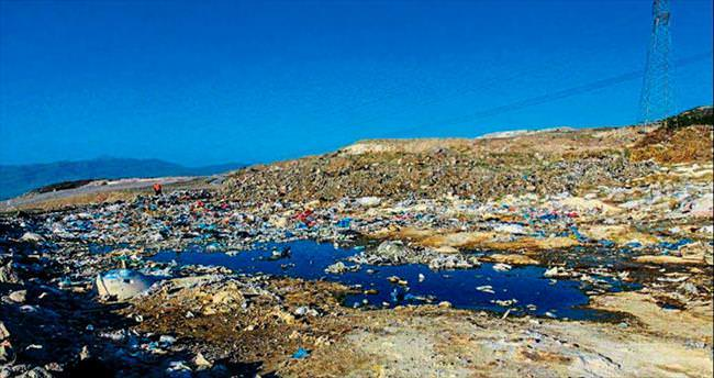 İşte o çöp havuzları!