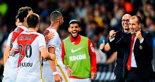 Monaco işi bitirdi