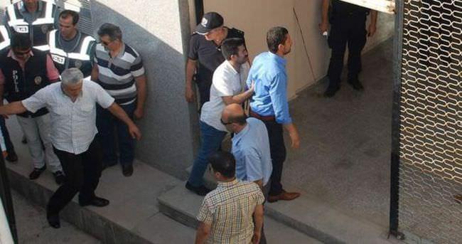 Terör operasyonunda 5 kişi tutuklandı